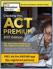 ACT Premium available on Axis360