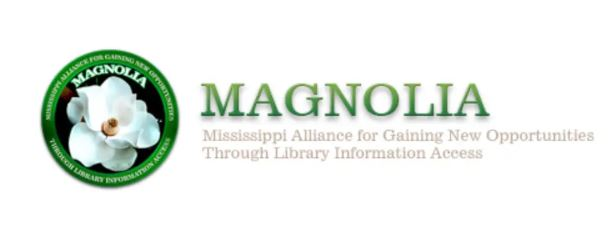 Magnolia database home page