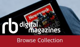Browse the rbDigital Magazines Collection